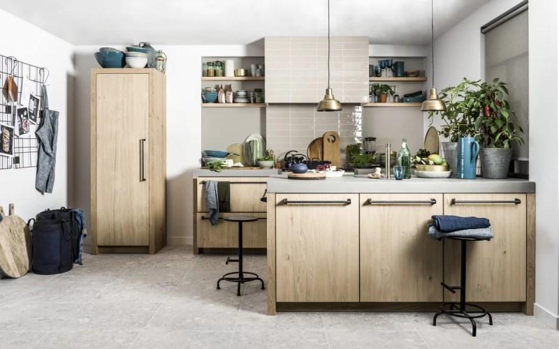 Interieur de keukentrends 2018 stijlvol styling for Keuken kleuren 2016