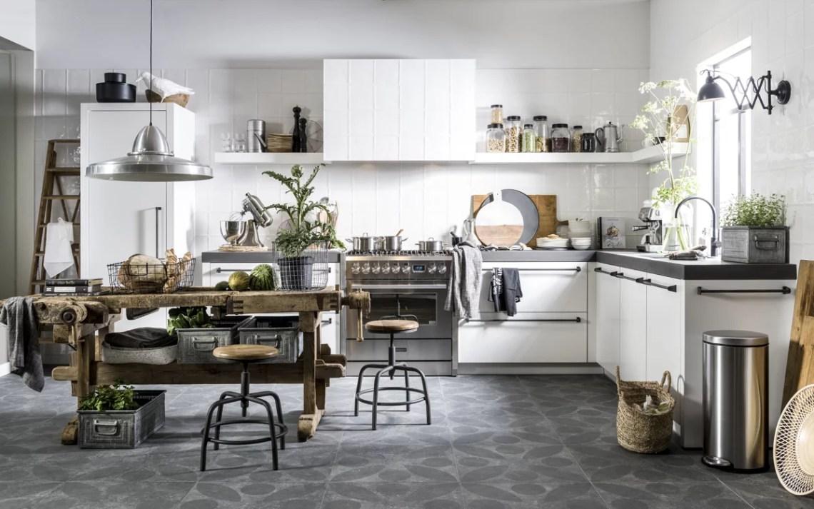 Interieur | De keukentrends 2017 - 2018 op Woonblog StijlvolvolStyling.com