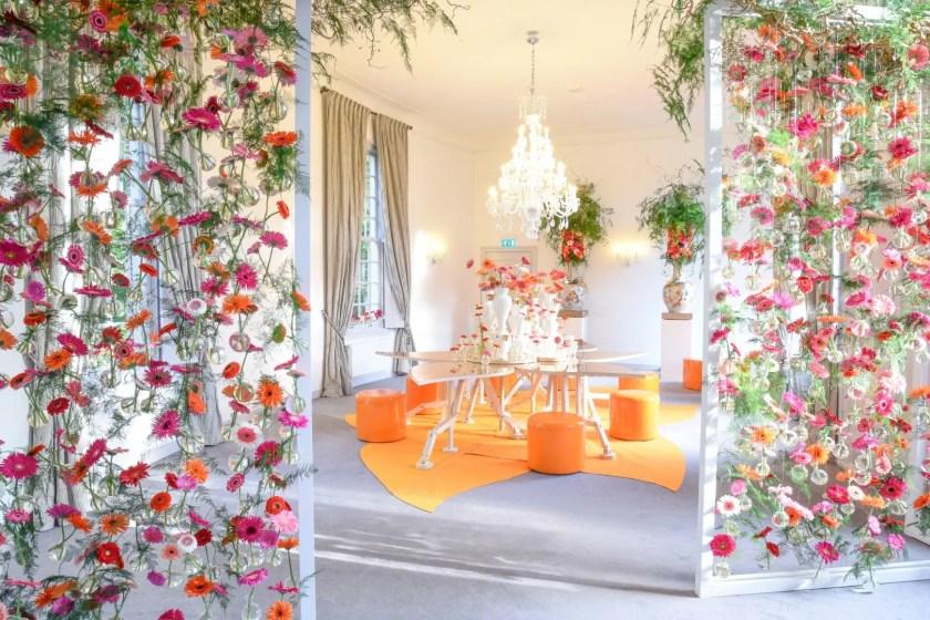 Er-op-uit | Bloemenkunst in Kasteel Groeneveld - Woonblog StijlvolStyling.com