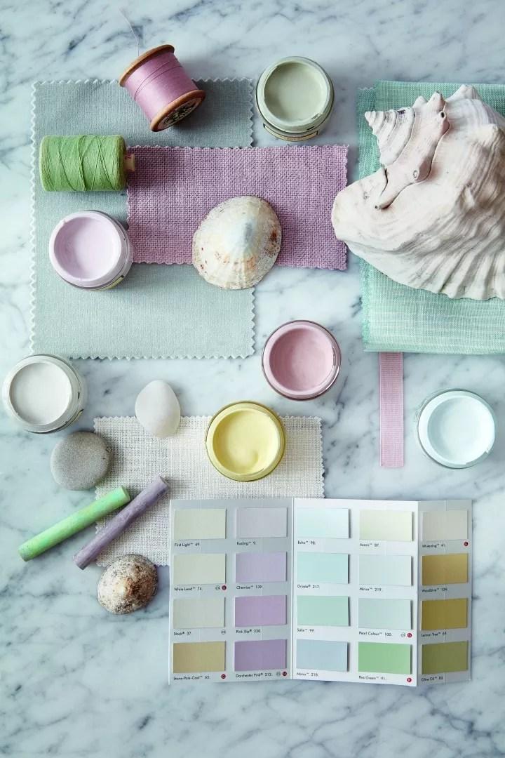 Woonnieuws | Little Greene kleur roze voor Pink Ribbon | Woonblog StijlvolStyling.com
