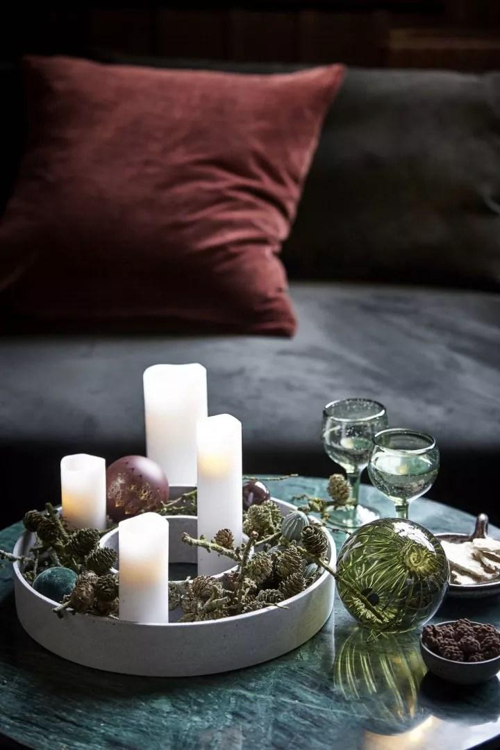 feestdagen scandinavische kerst inspiratie met house doctor stijlvol styling woonblog voel. Black Bedroom Furniture Sets. Home Design Ideas