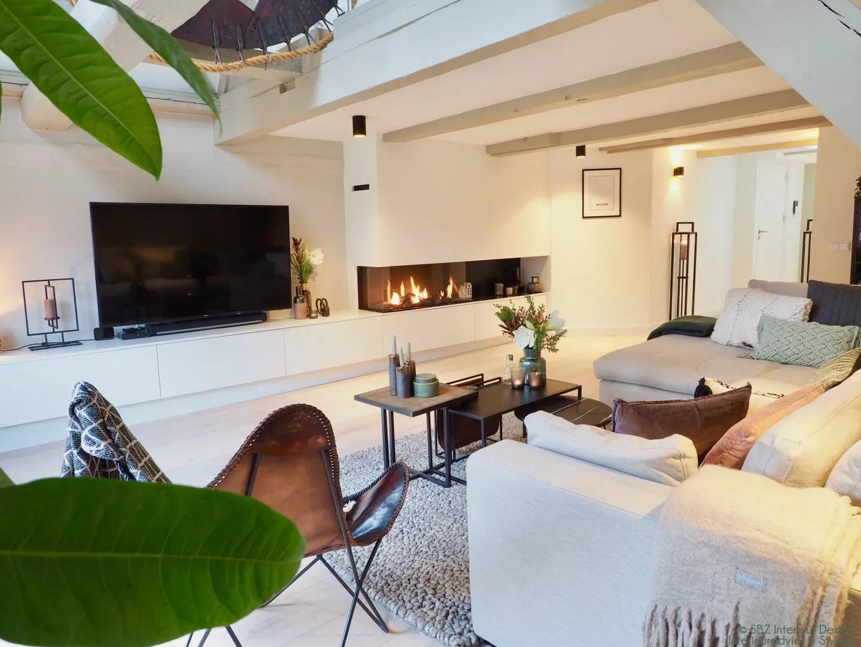 Grote Woonkamer Ideeen : Interieur een grote woonkamer inrichten tips u stijlvol