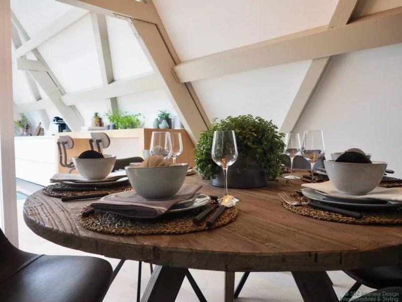 Interieur project voormalig pakhuis Amsterdam (loft) door SBZ Interieur Design © StijlvolStyling.com - sbzinterieurdesign.nl