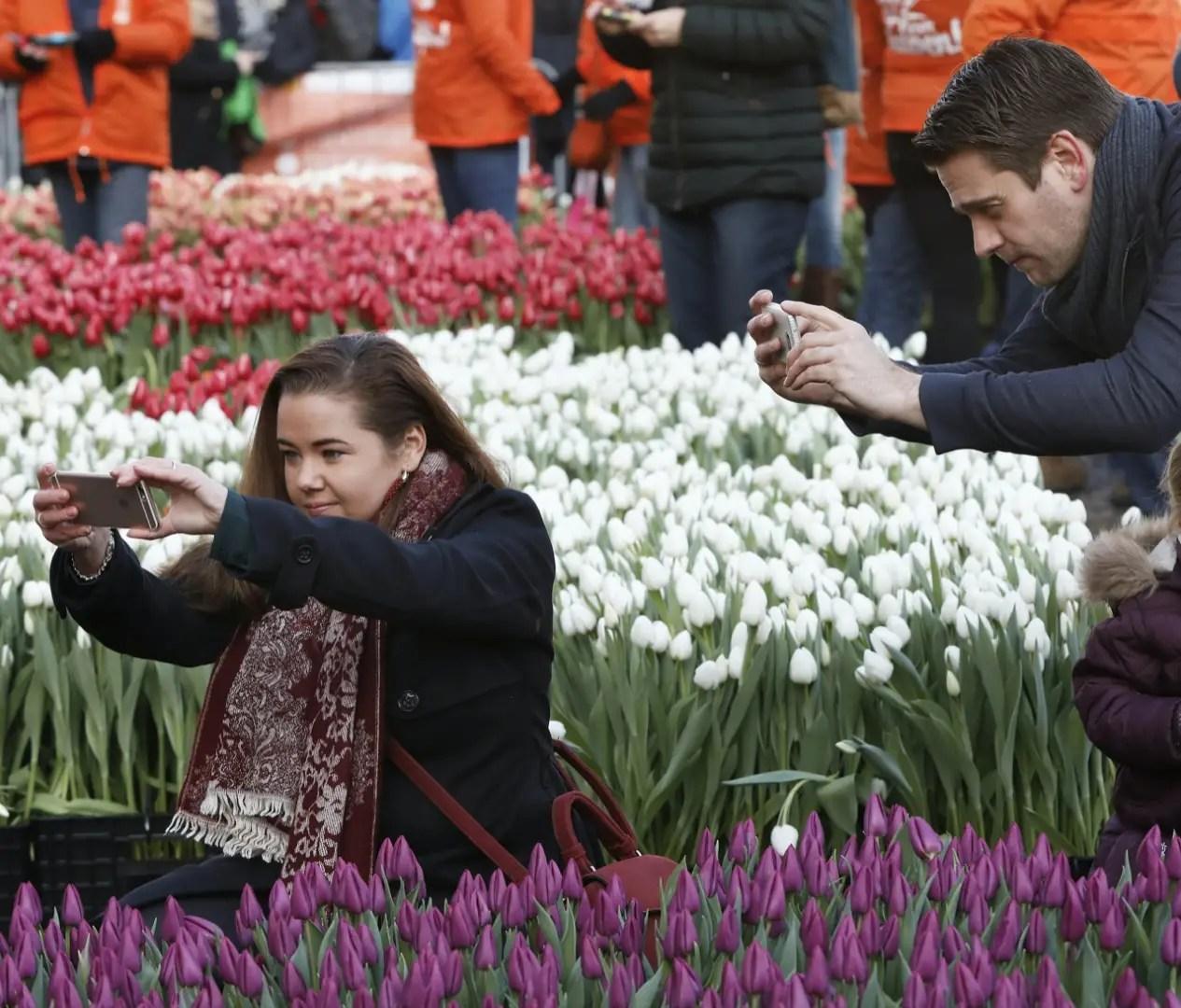 Nationale tulpendag met Susanne van StijlvolStyling.com