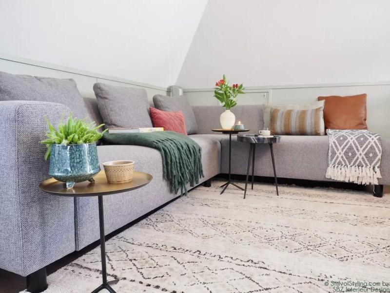 Styling door interieurstylist Susanne van SBZ Interieur Design © Lifestyle- & woonblog StijlvolStyling.com
