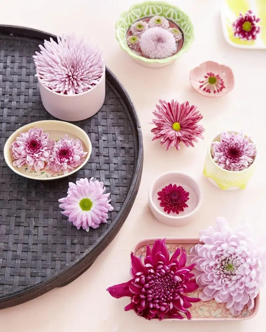 Groen wonen   Zomerse bloementrend: speels en luchtig // Lifestyle & woonblog StijlvolStyling.com