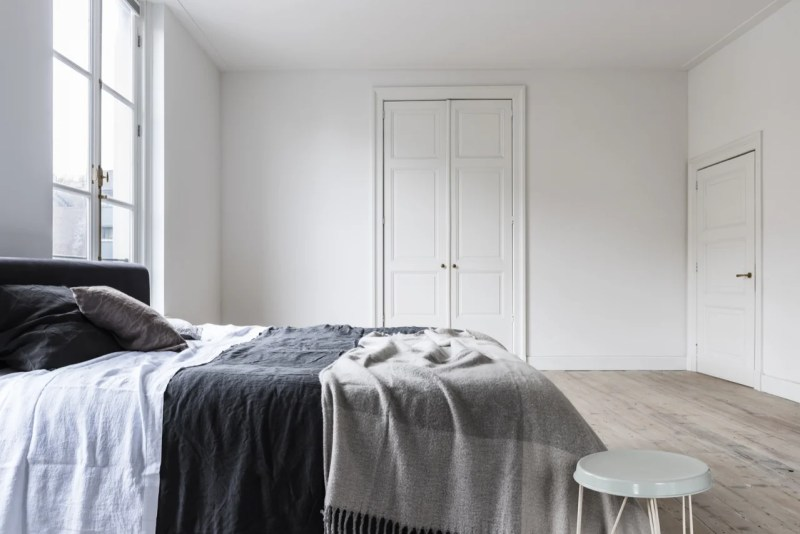 Woontrends 2019   Dream-palet, dromerige kleuren, wit wonen en aaibare combinaties   Woonblog StijlvolStyling.com by SBZ Interieur Design Photo: Dulux-Colour-Futures-Colour-of-the-Year-2019-A-place-to-dream-Bedroom-Inspiration-Global