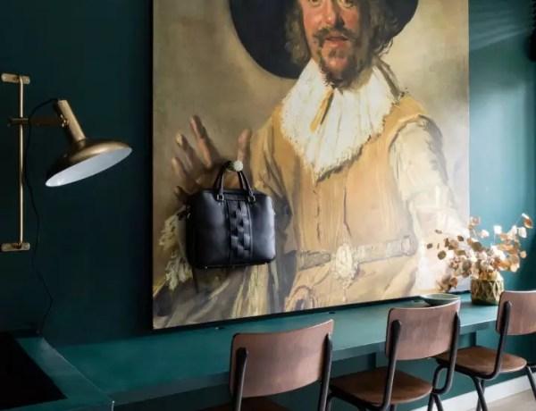 Woontrends | Quiet Clearing is de Histor trendkleur 2019 - Woonblog StijlvolStyling.com by SBZ Interieur Design (beeld bron: Histor)