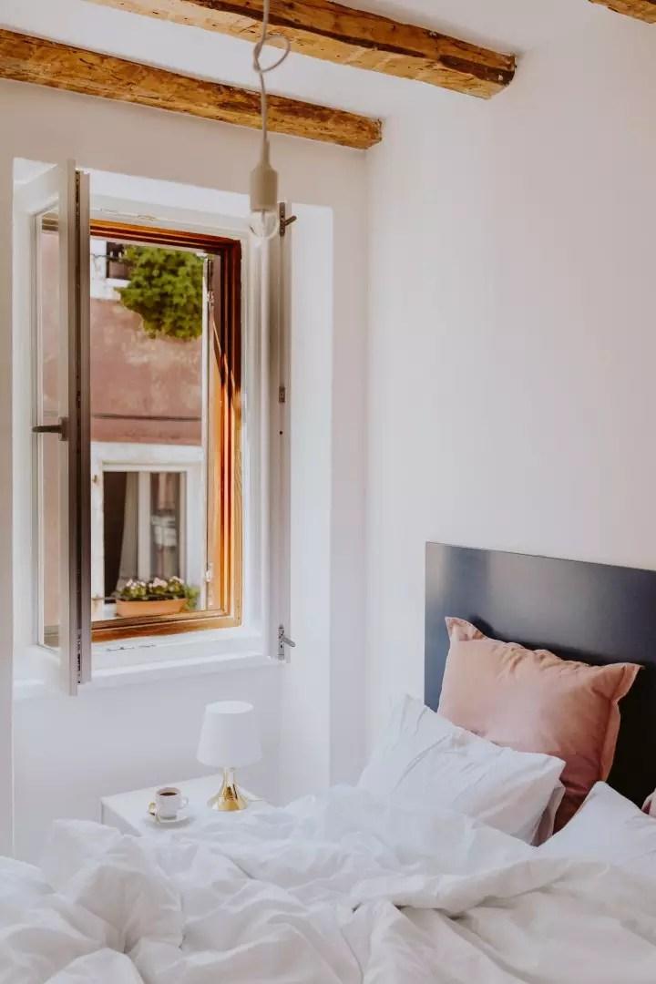 Interieur | Scandinavische slaapkamer look in 6 stappen - Woonblog StijlvolStyling.com