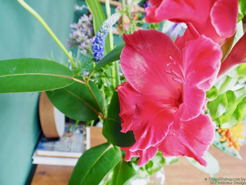 Groen wonen | De mooiste plekken in je huis voor bloemen - Bloomon in samenwerking met StijlvolStyling.com by Susanne - SBZ Interieur Design