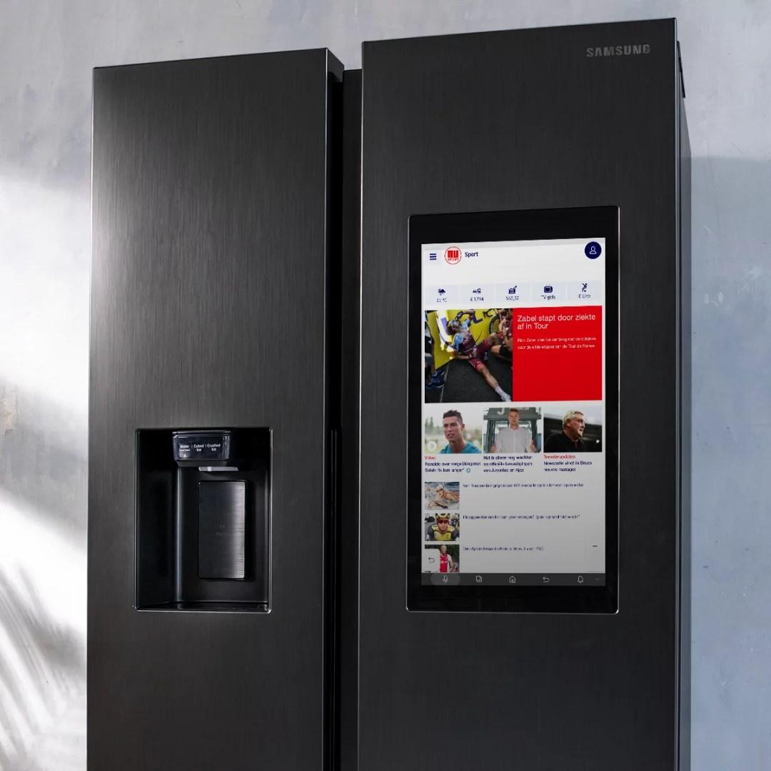 Woontrends | De SMART Home interieur trends 2020 - woonblog StijlvolStyling.com (beeld: samung)