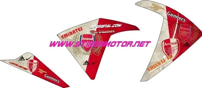striping motor