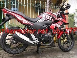 stripping motor cb 150 r yunus