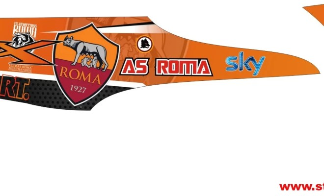striping motor fit x as roma