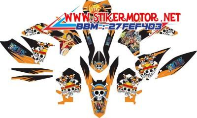 striping motor KTM 250cc 2015 one piece