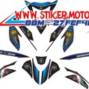 striping motor MIO GT inter milan