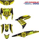 striping motor yamaha XEON RC SWEETER HELMET vr46