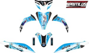 Stiker Motor Spacy frozen