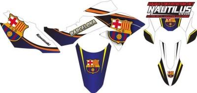 Stiker dtracker 150 barcelona