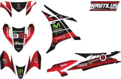 Stiker new jupiter mx lorenso motogp