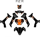 Stiker fiz r racing puma