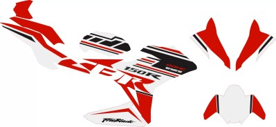 Stiker all new HONDA CBR150R FACELIT