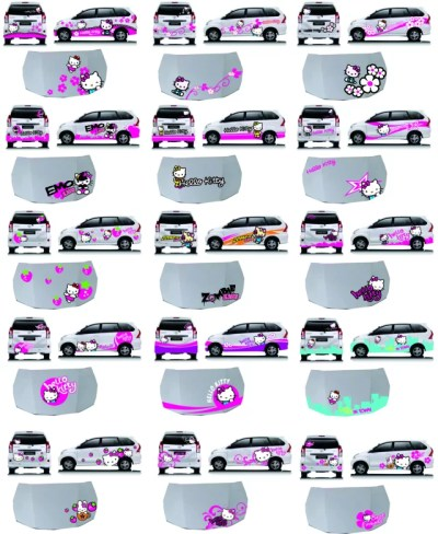 Stiker avansa helo kitty (FILEminimizer)