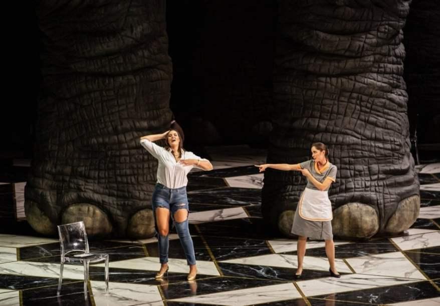 Le nozze di Figaro al Teatro dell'Opera di Roma