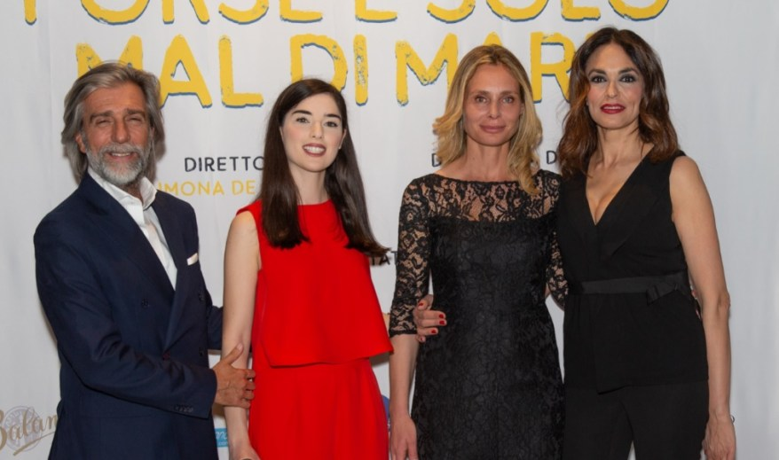 Francesco Ciampi, Beatrice Ripa, Annamaria Malipiero, Maria Grazia Cucinotta