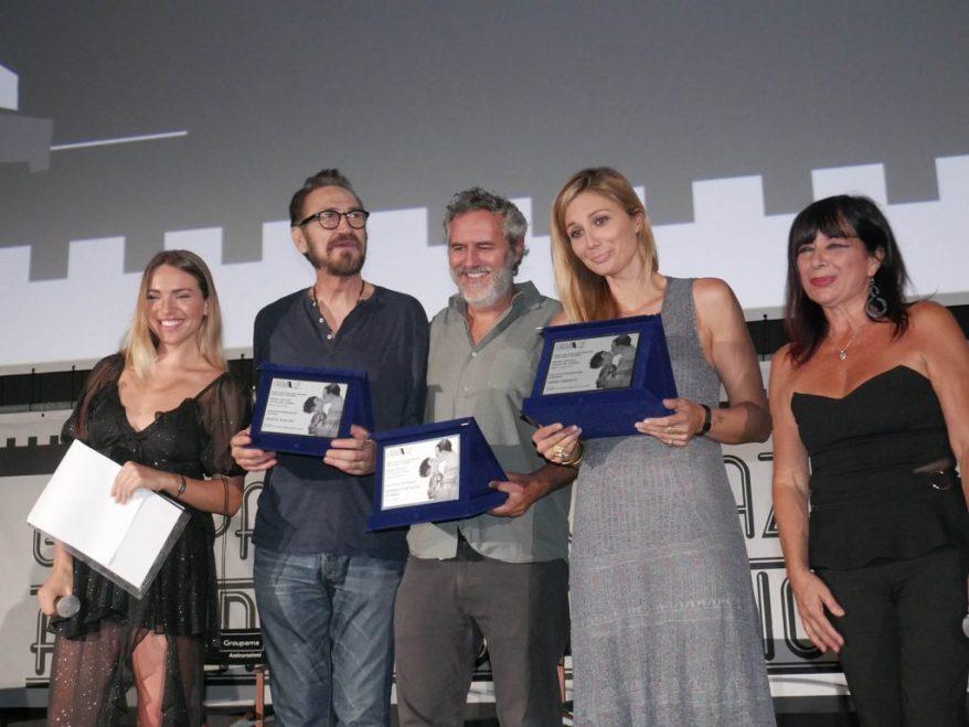 Da sex Rey, Giallini, Spada, Ferzetti e Piggianelli