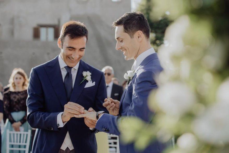 Vincenzo Mingolla e Andrea Falzone