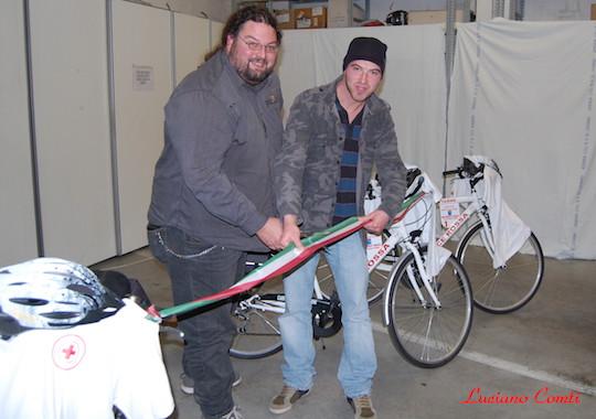 carlo antonio cri in  bici 1