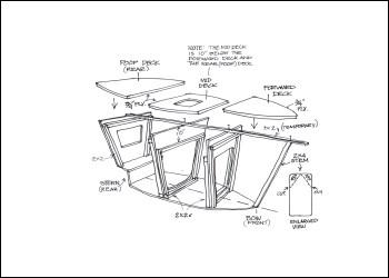 ship playhouse plans