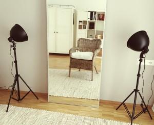Studiolampen für die Farb- und Stilberatung