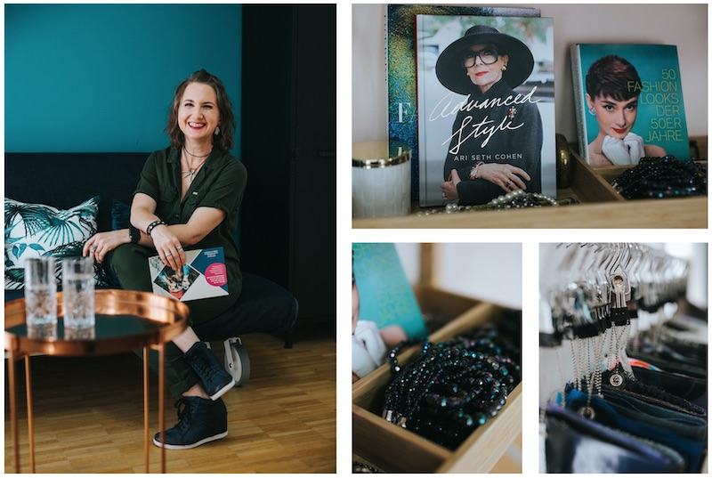 Stilberatung und Farbberatung für Mütter