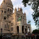 Sacrée coeur -Montmartre quarter