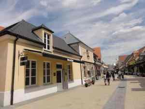 La Vallée Village - Outlet Center in Paris