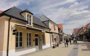 La Vallée Village - Centro outlet en París