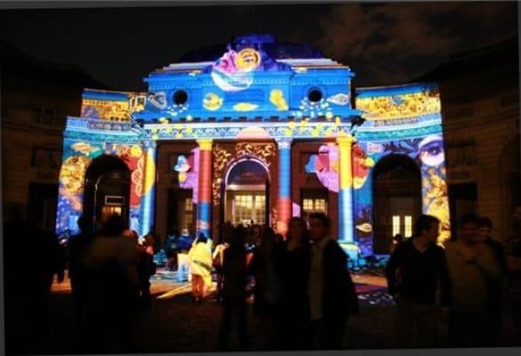 European Museum night