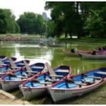 Sport in Paris - Vincennes lake