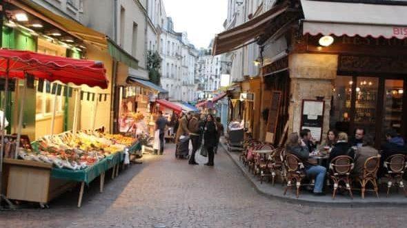 Für einen Städtereise nach Paris: Viertel und Attraktionen in Paris