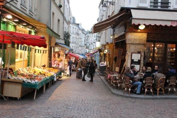 Mouffertard und Latin Quarter Restaurants und Bars