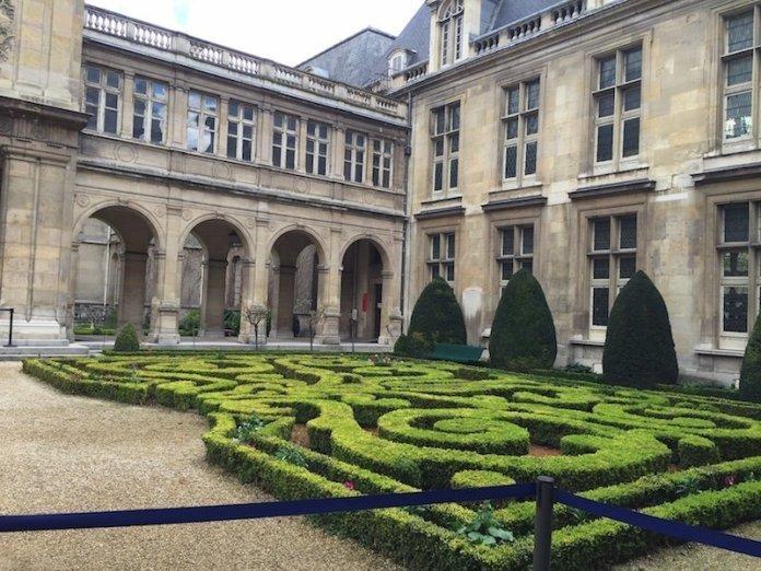 Carnavalet Museum in de buurt van Marais