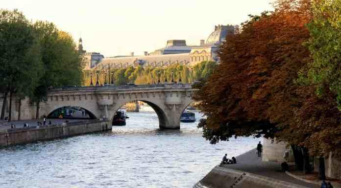 Octubre en París