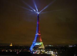 Eiffelturm bei Nacht - Besuchen Sie Paris
