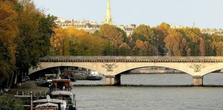 October in Paris