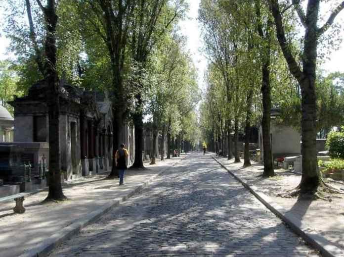 Cementerio de Père Lachaise - París
