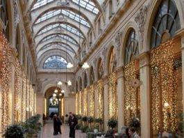 Galería Vivienne - Pasaje cubierto en París