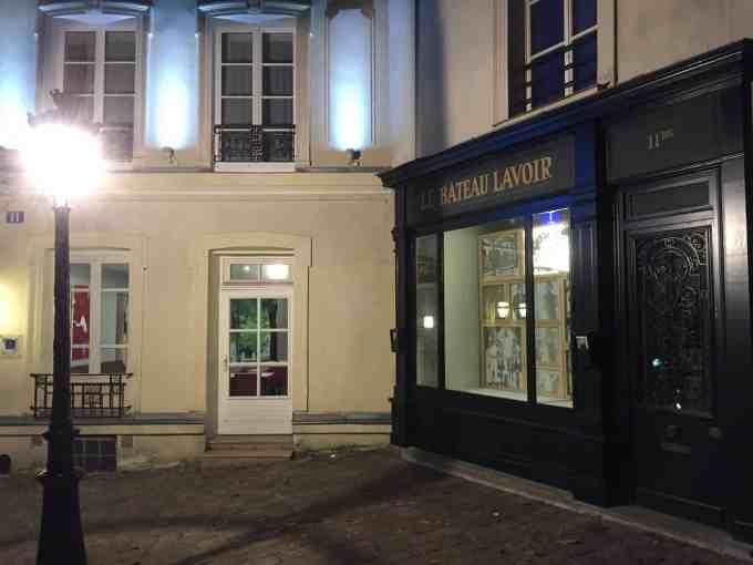 Bateau Lavoir- Montmartre-
