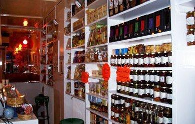 Fine Groceries in Paris